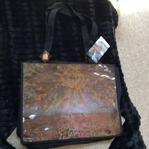 André Guichard Collection Art Icon Canvass Bag